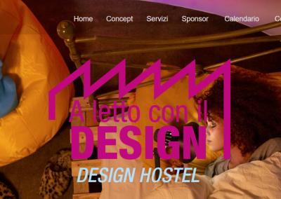 A Letto con il design-  Design Hostel.it