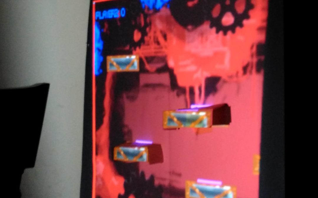 Obsolete Machines – Video Mapping Game